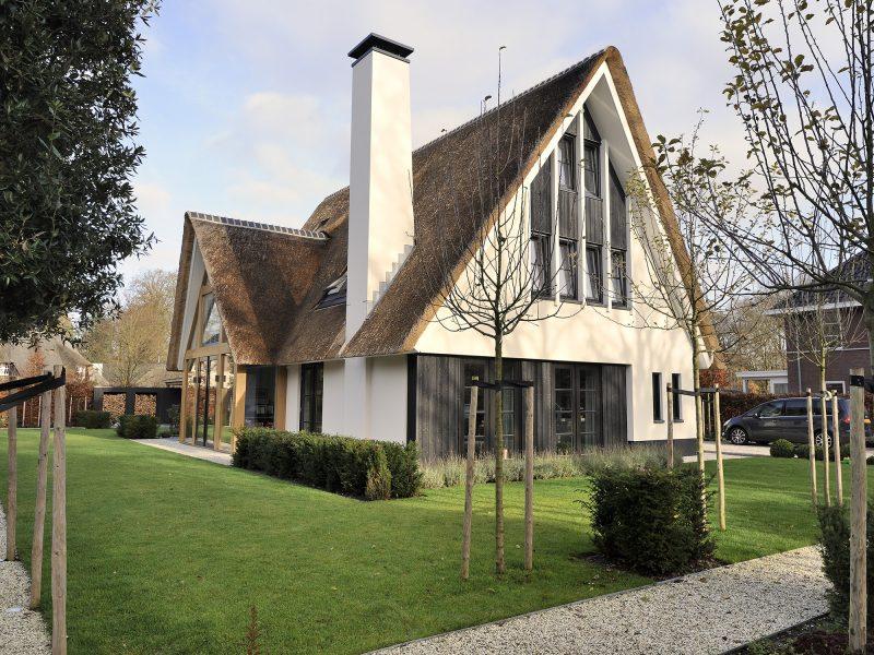 Maatwerk interieur in Veluws landhuis