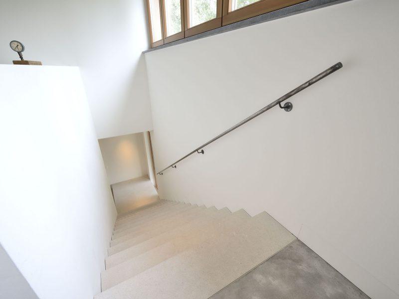 Persoonlijke woonkamer stijvol afgewerkt