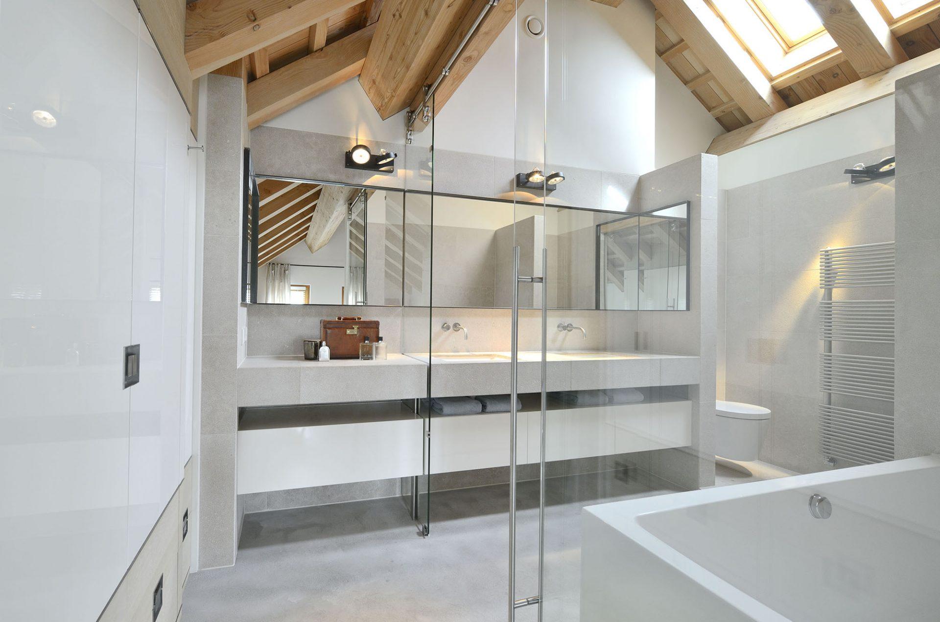 Warme Rustieke Badkamer : Signature badkamer ontwerpen emyko residential interior design