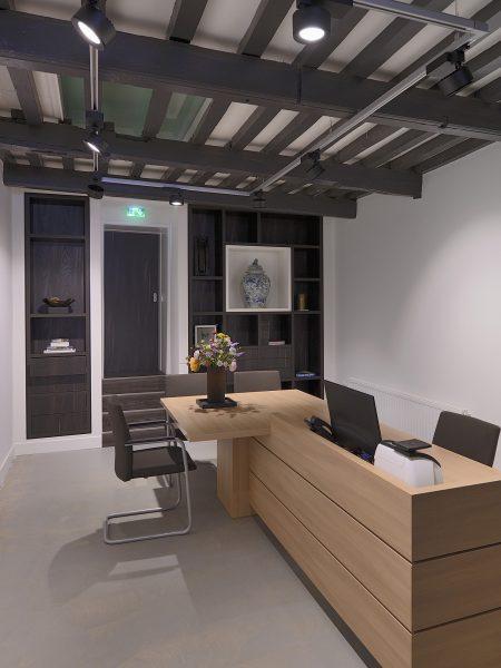 Concept ontwikkeling voor shop & office met exclusieve bestandsdelen