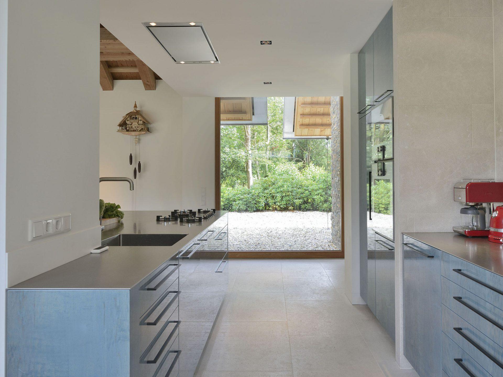 Design Keukens Gelderland : Residential keuken ontwerp met michelinster emyko